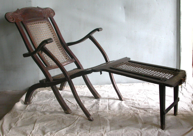 Digital Library For International Research Archive   Steamer Or Deck Chair